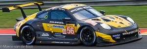 no 56 Team Project 1 Porsche 911