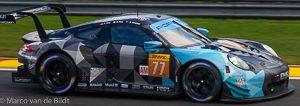 no 77 Dempsey Proton Racing Porsche 911