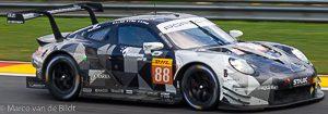 no 88 Dempsey Proton Racing Porsche 911
