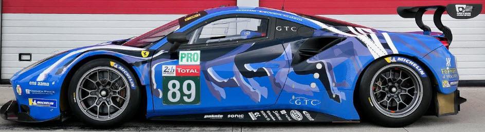 no 89 Risi Competizione Ferrari 488 (c) Risi Competizione