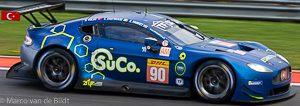 no 90 TF Sport Aston Martin Vantage