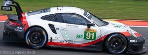no 91 Porsche GT Team 911 RSR