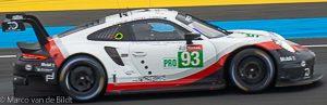 no 93 Porsche GT Team 911 RSR