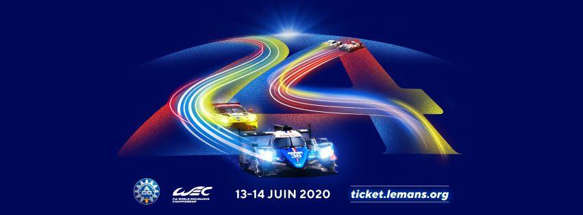 24 uur van Le Mans 2020